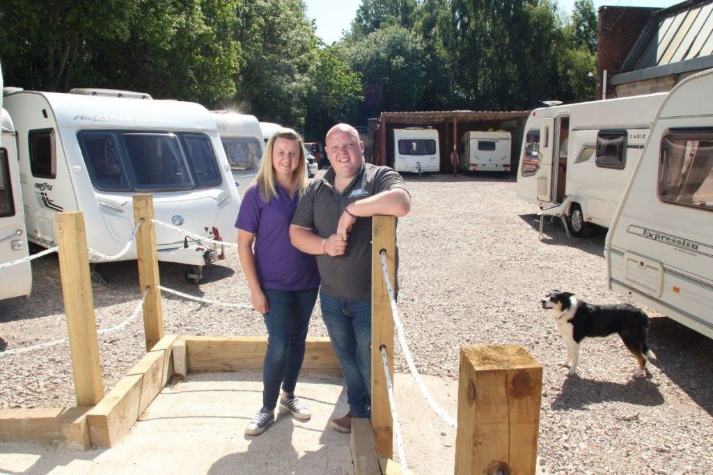 Caravan buyer - KTG Caravans and Campers